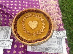 Local Fall Harvest Pie Contest Winners Announced!