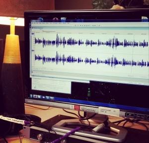 Editing WCUW